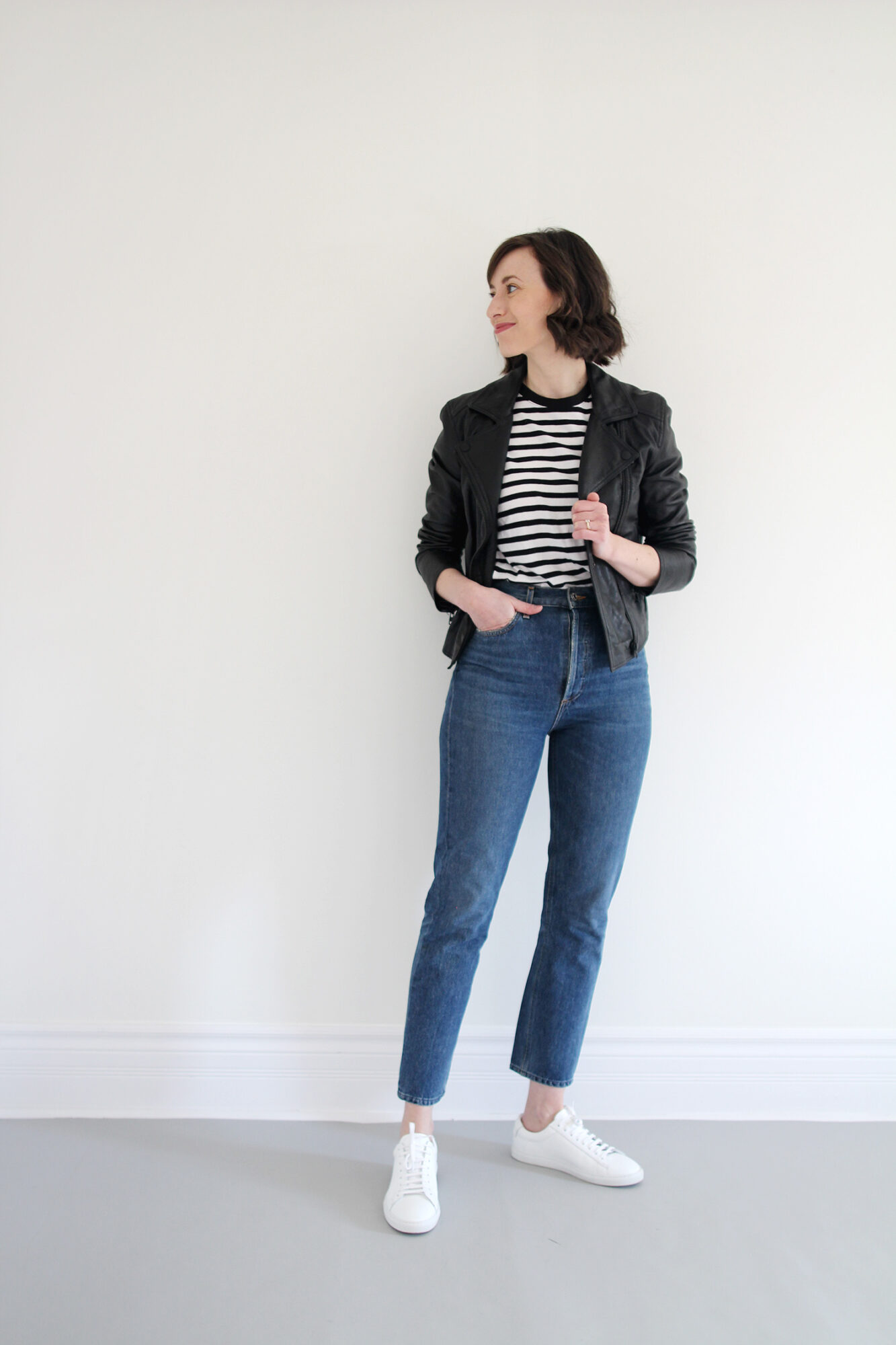 Style Bee - Leather Jacket