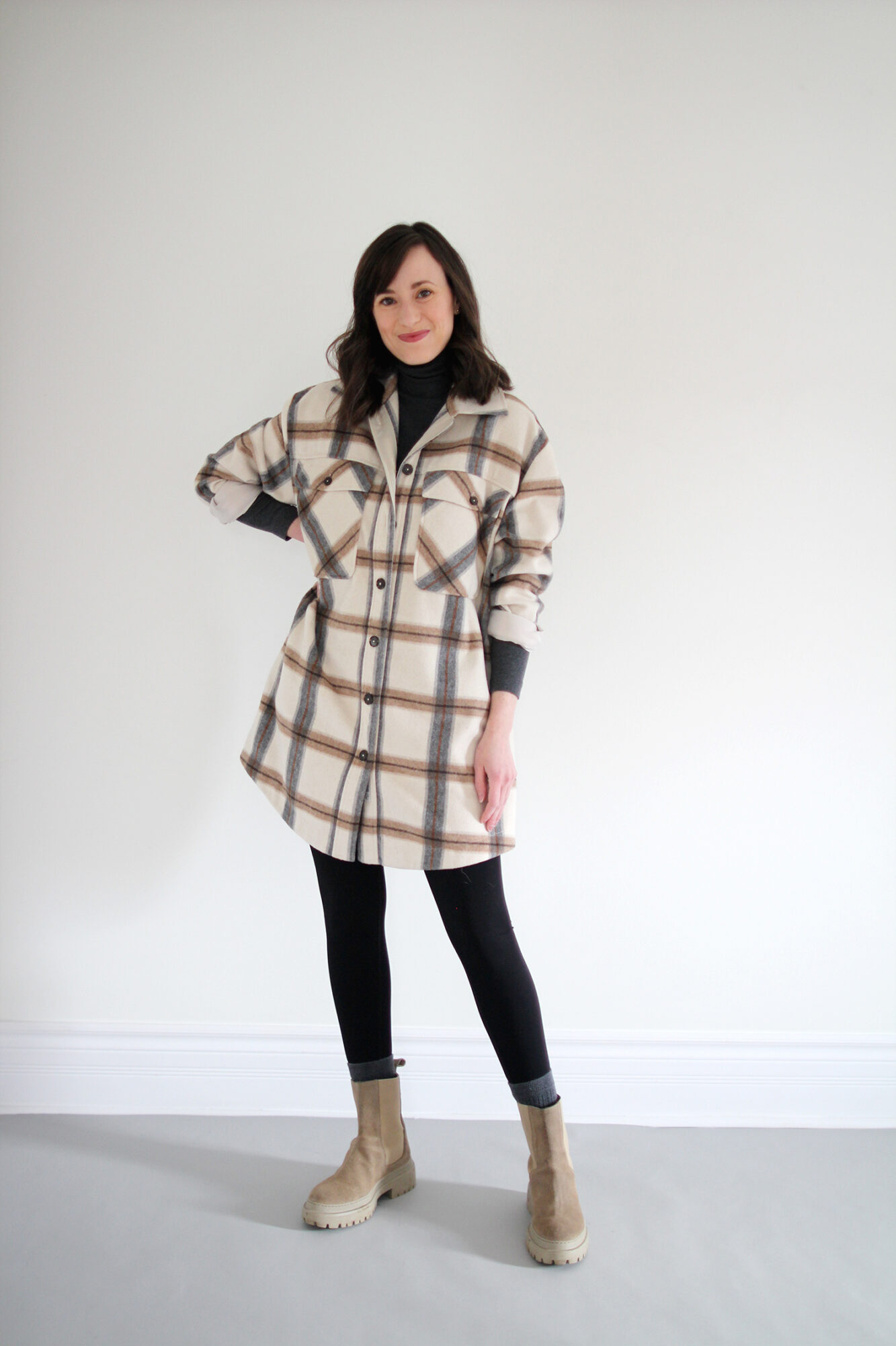 Style Bee - Clad in Plaid