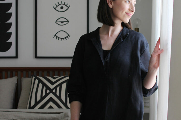 Style Bee - Bedtime Essentials with The Sleep Shirt