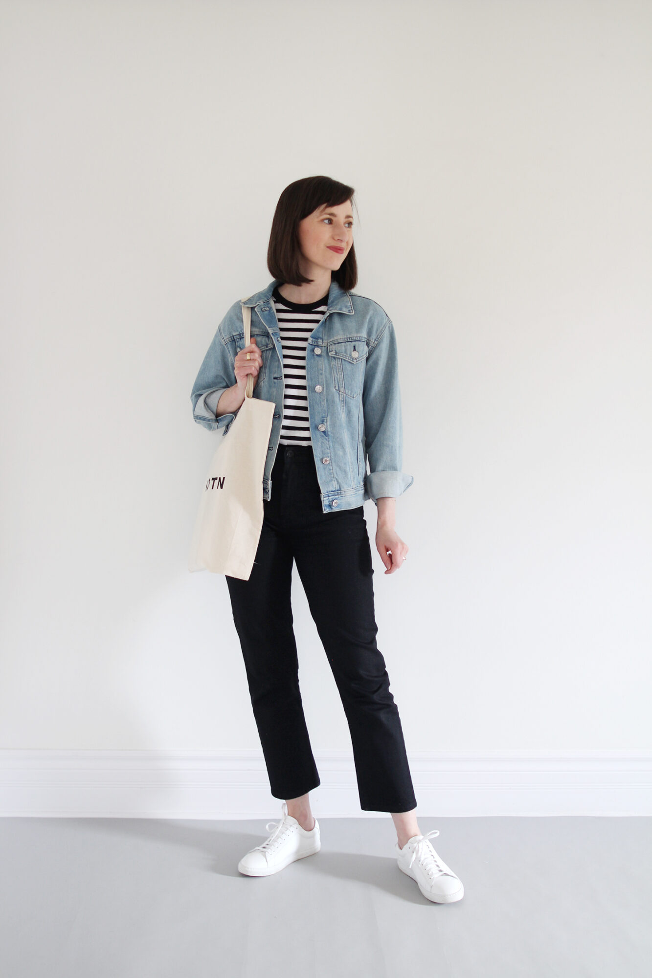 Style Bee - Stripes & Sneakers (Again)