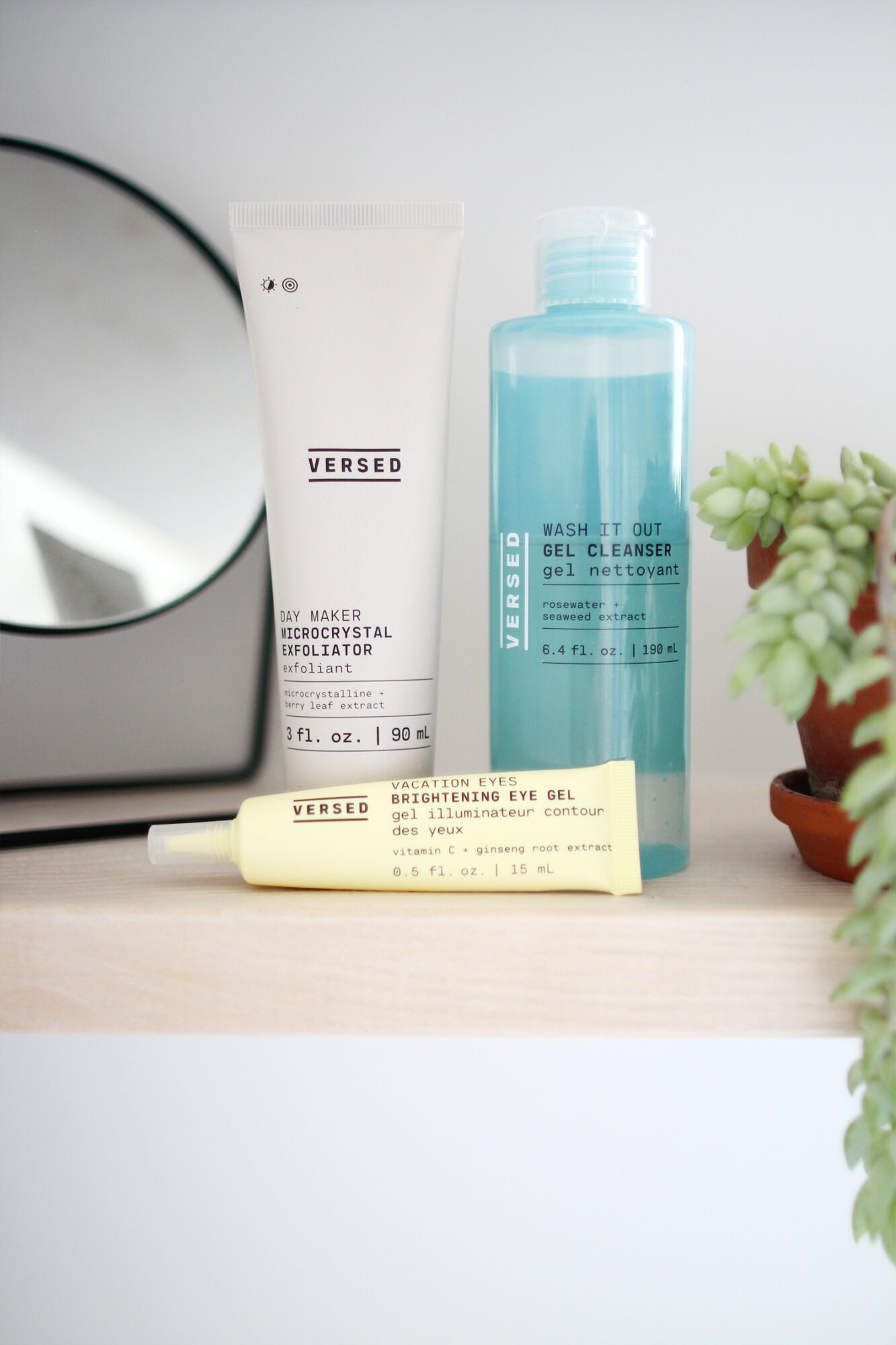 Style Bee - VERSED Skin Care Review