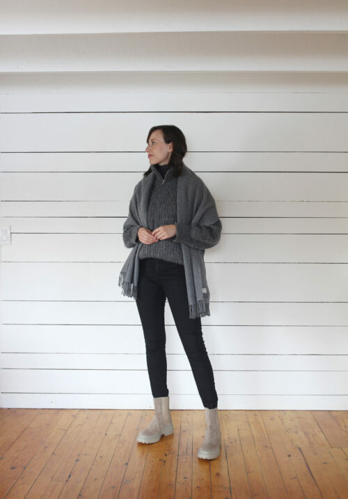 Style Bee - Elevating the Practical with Bare Knitwear