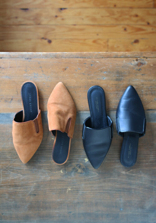Style Bee - Jenni Kayne vs Oliver Cabell Mule Review