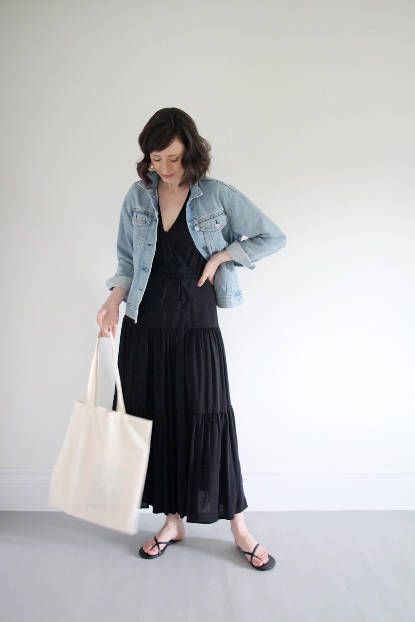 Style Bee - Long Dress for a Long Weekend