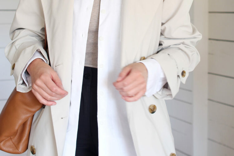 Style Bee - Fall Styling Session Featuring The Tailor Shirt