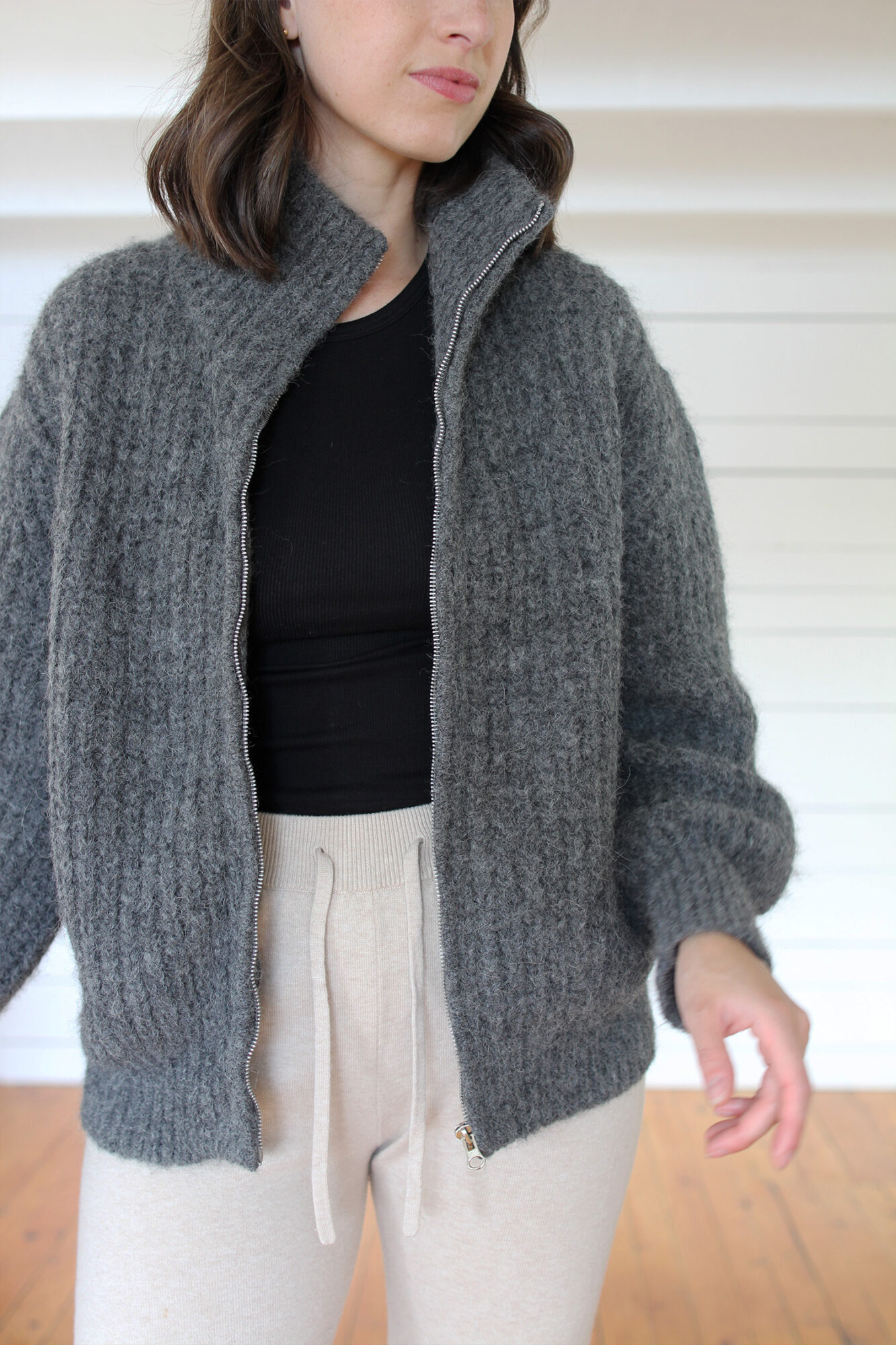 Style Bee - The Makings of a Modern Heirloom with Bare Knitwear