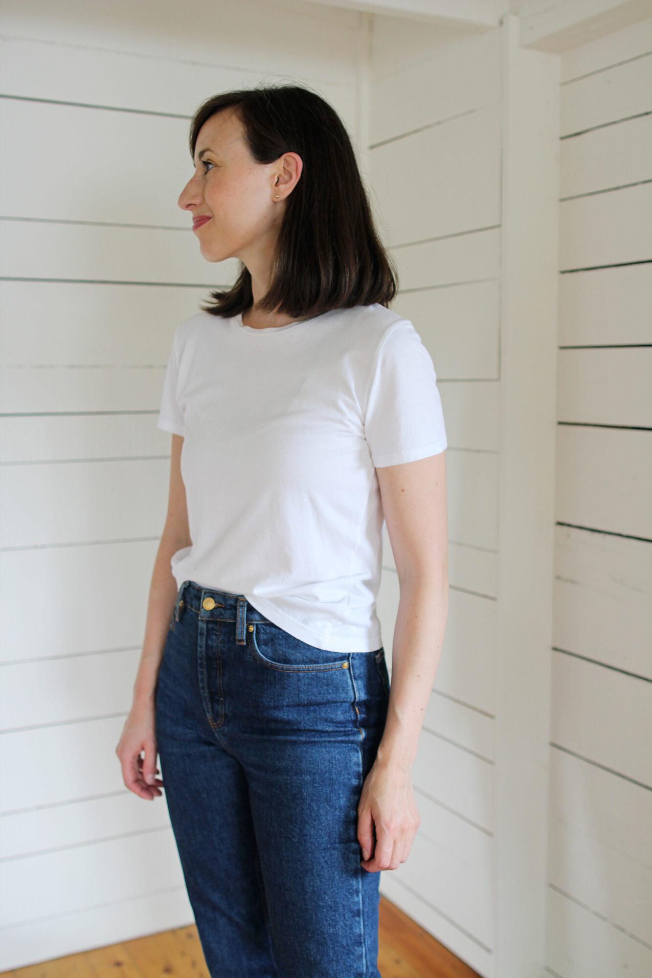 Style Bee - Spotlight on White T-Shirts