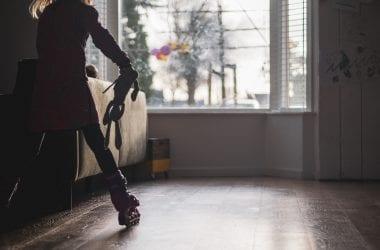 child-rollerskating-indoors