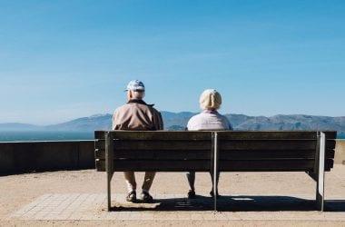 elderly-on-bench