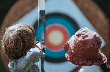 kids-archery