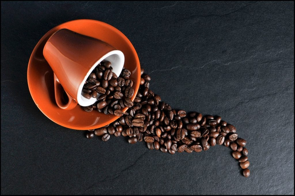 coffee-cup-with-coffee-beans