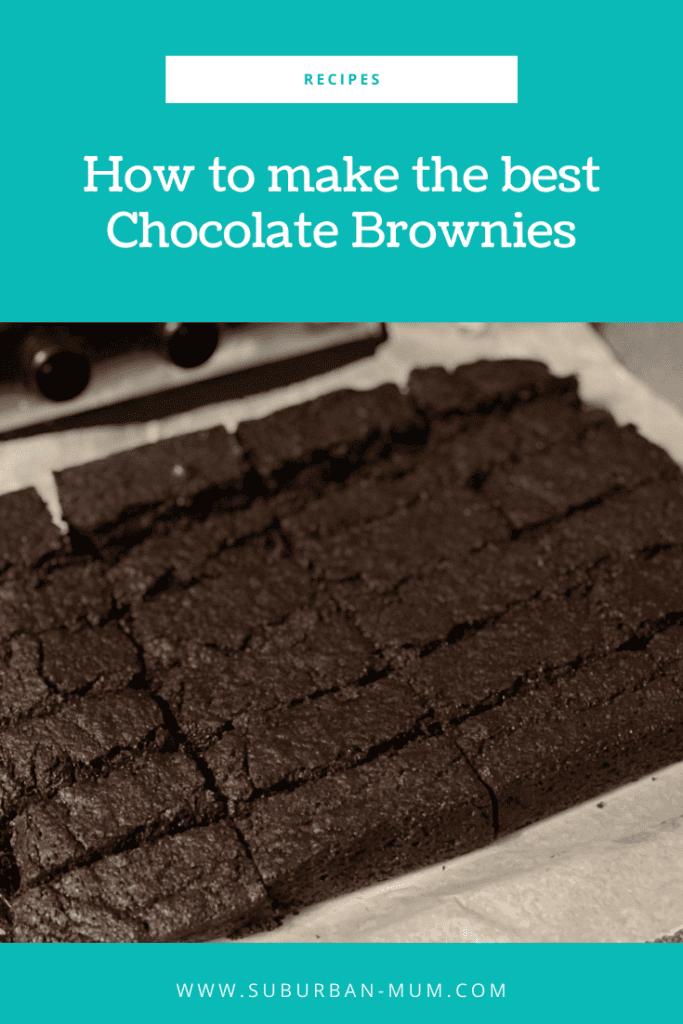 The best Chocolate Brownie recipe