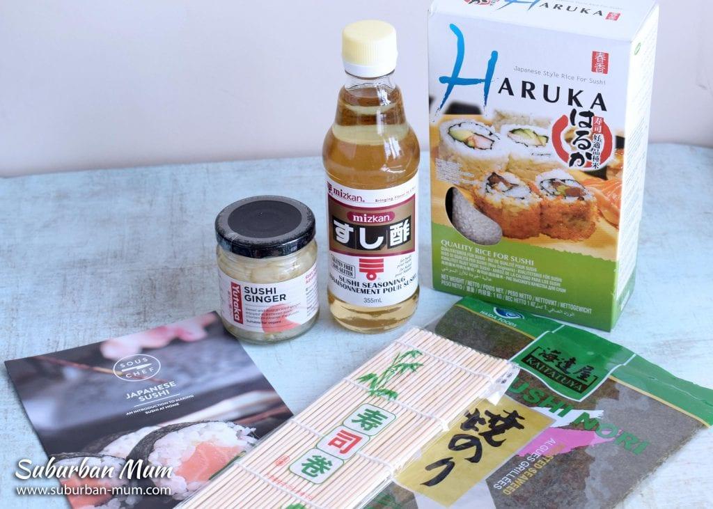 sushi-making-kit