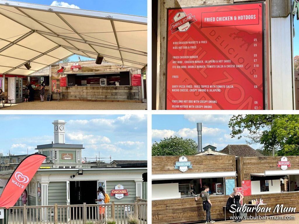 wicksteed-food-outlets