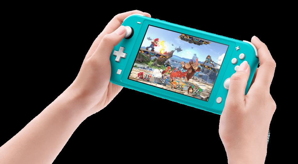 NintendoSwitchLiteTurquoise