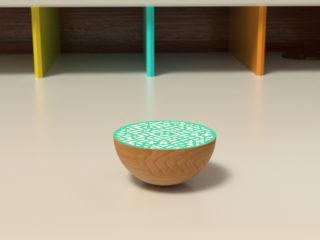 Deskfruit