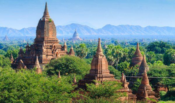 เที่ยวพม่า