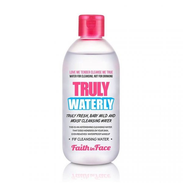 Faith in Face Truly Waterly Cleansing Water