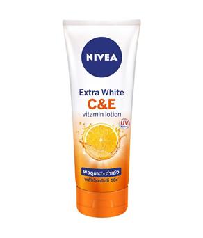 NIVEA Extra White C&E Vitamin Lotion