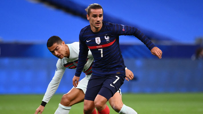 ฝรั่งเศส 0-0 โปรตุเกส
