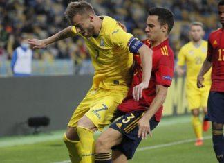 ยูเครน 1-0 สเปน