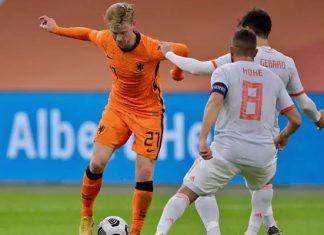เนเธอร์แลนด์ 1-1 สเปน