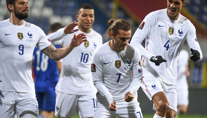 บอสเนีย 0-1 ฝรั่งเศส