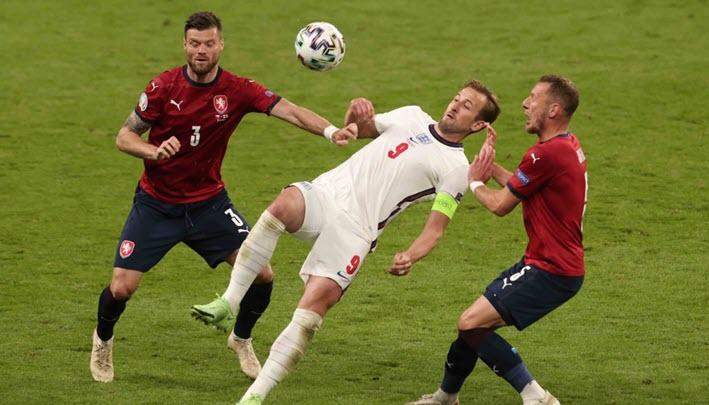 เช็ก 0-1 อังกฤษ