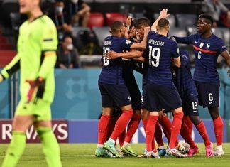 ฝรั่งเศส 1-0 เยอรมนี