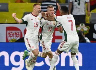 เยอรมนี 2-2 ฮังการี