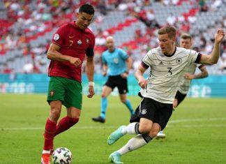 โปรตุเกส 2-4 เยอรมนี