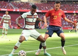 สเปน 0-0 โปรตุเกส