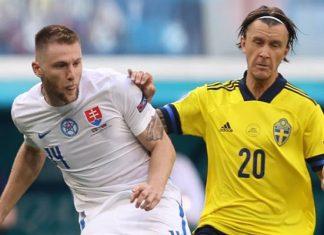 สวีเดน 1-0 สโลวาเกีย