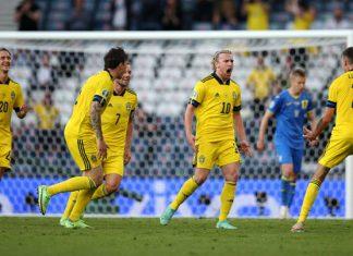 สวีเดน 1-2 ยูเครน