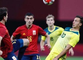 ออสเตรเลีย 0-1 สเปน