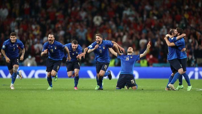 อิตาลี 1-1(4-2) สเปน