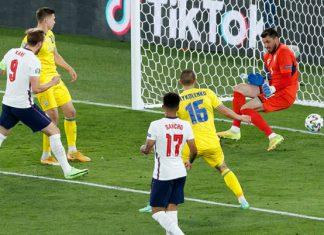 ยูเครน 0-4 อังกฤษ