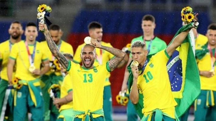 บราซิล 2-1 สเปน