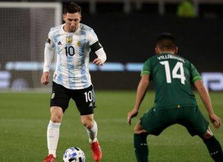 อาร์เจนติน่า 3-0 โบลิเวีย