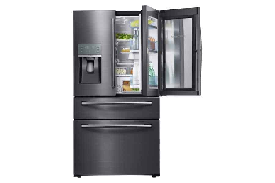 Samsung Black Edition refrigeradoras