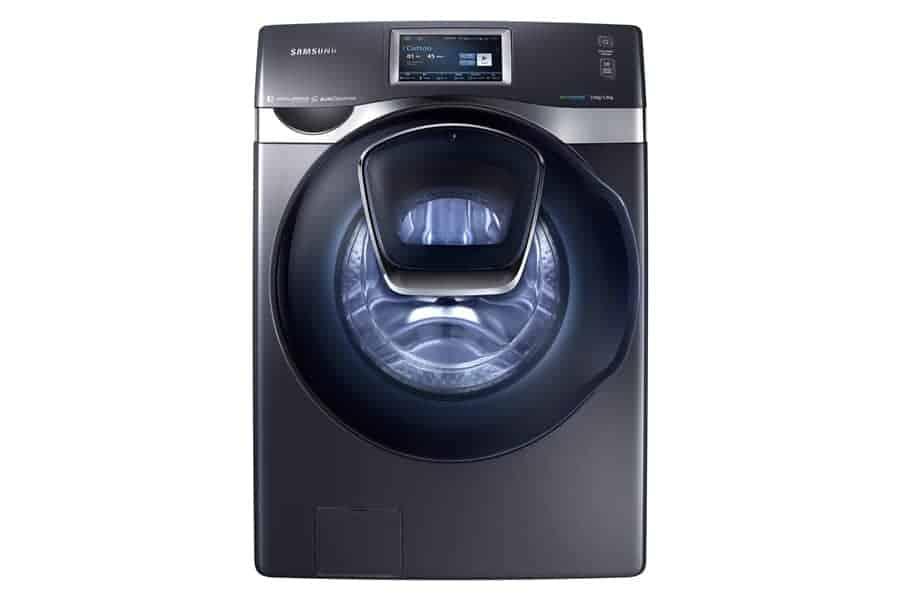 Samsung Black Edition lavadoras