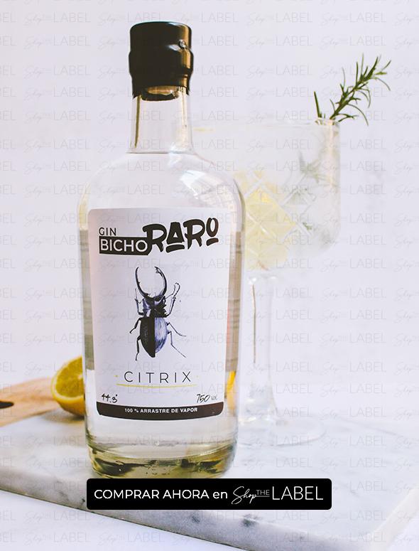 bicho raro gin