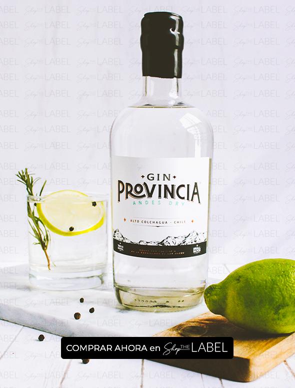 gin provincia