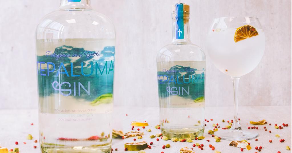 comprar gin tepaluma de la patagonia
