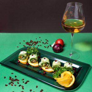 vino verde de portugal para el aperitivo