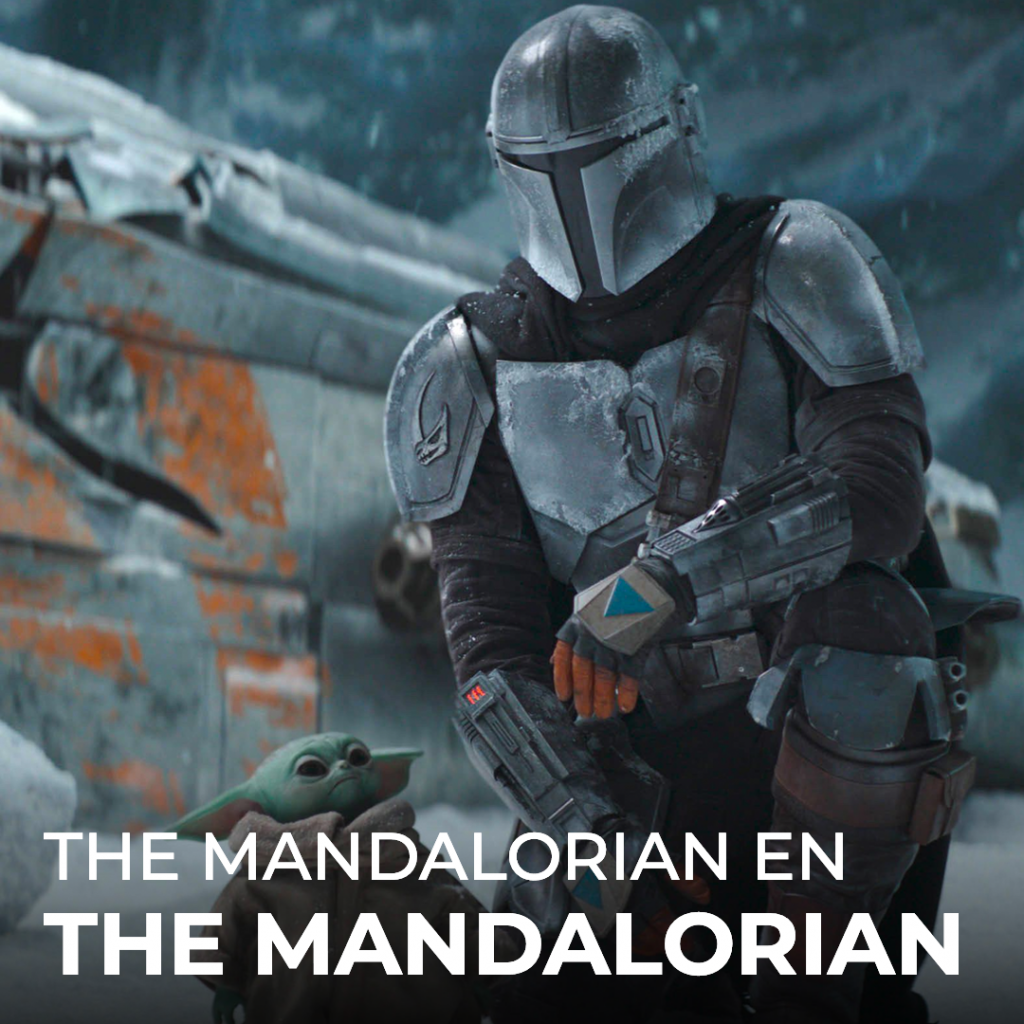 pedro pascal como the mandalorian