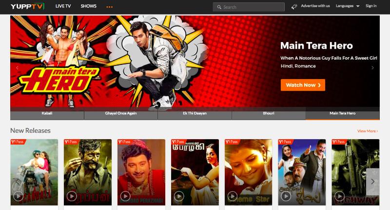 Download Tamil Movies without Tamilrockers, Tamilyogi or