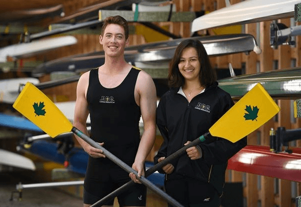 Sarina has success in rowing