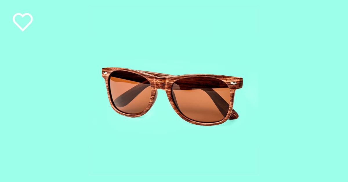 Vegane Sonnenbrillen aus Holz Kategorie