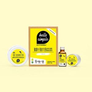 hellosimple: DIY-Set: Body Butter selber machen